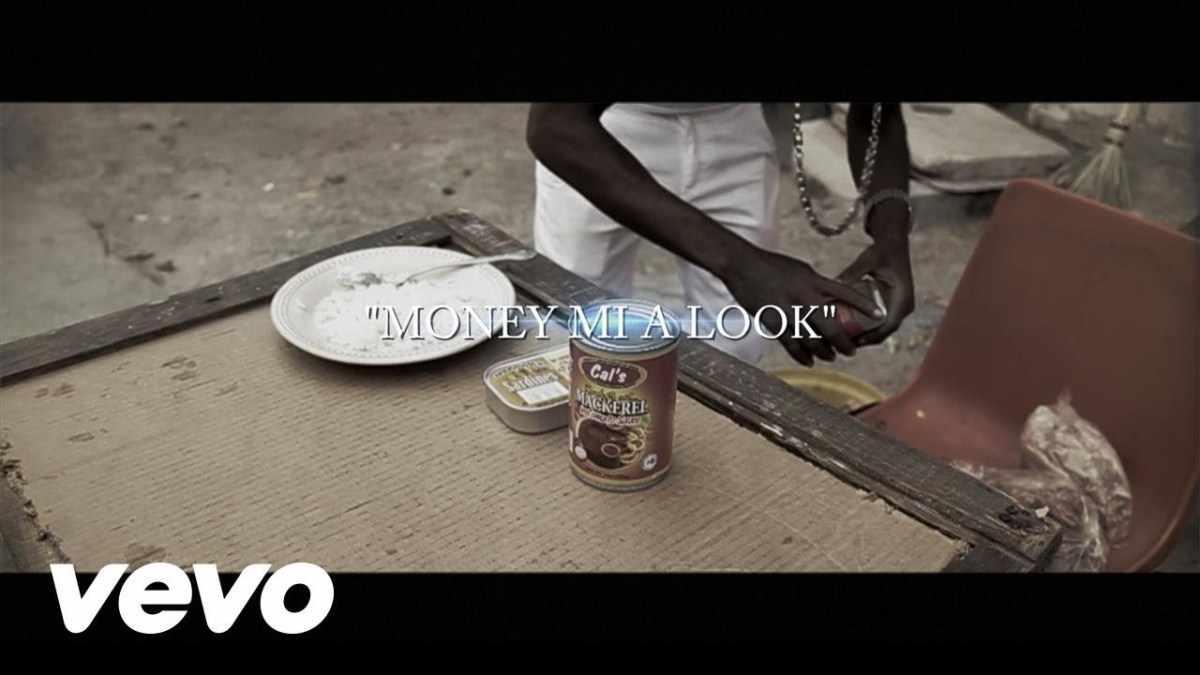 Vybz Kartel - Money Me a Look (Music Video)