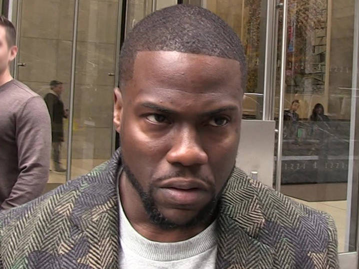 Kevin Hart -- House Burgled for Half a Million