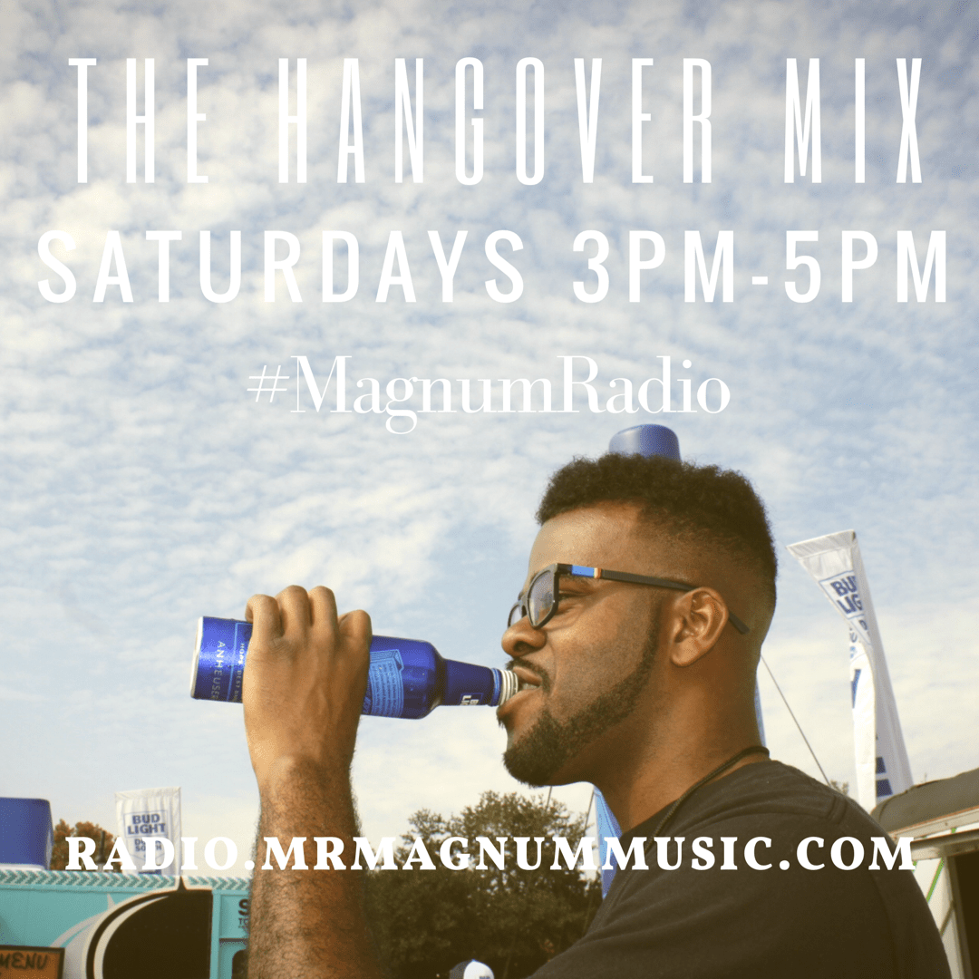 The Hangover Mix 2-4-2017 on Koffee Radio