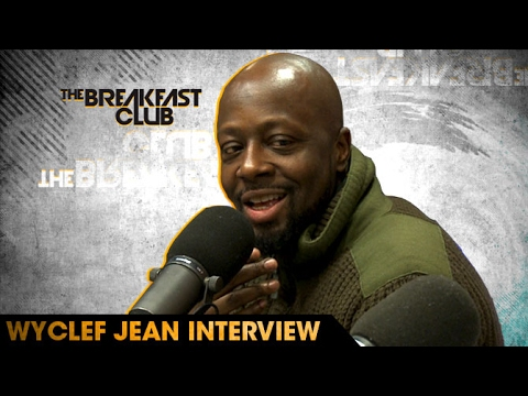 Wyclef Jean Interviews w/ The Breakfast Club