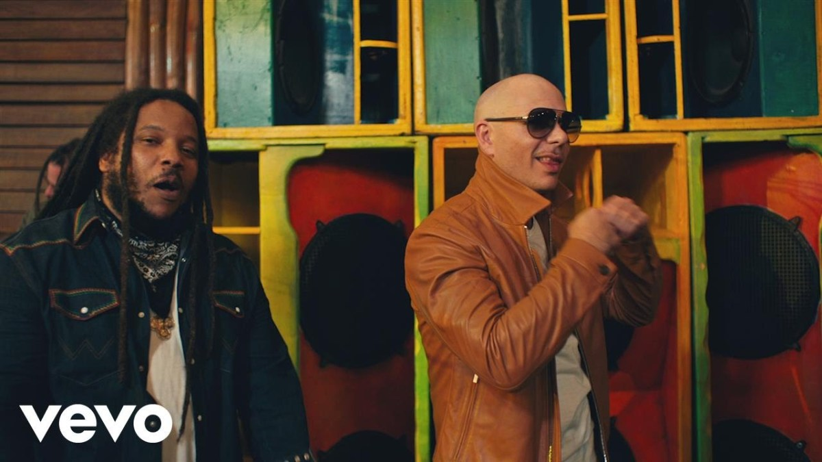 Pitbull - Options ft. Stephen Marley (Video)