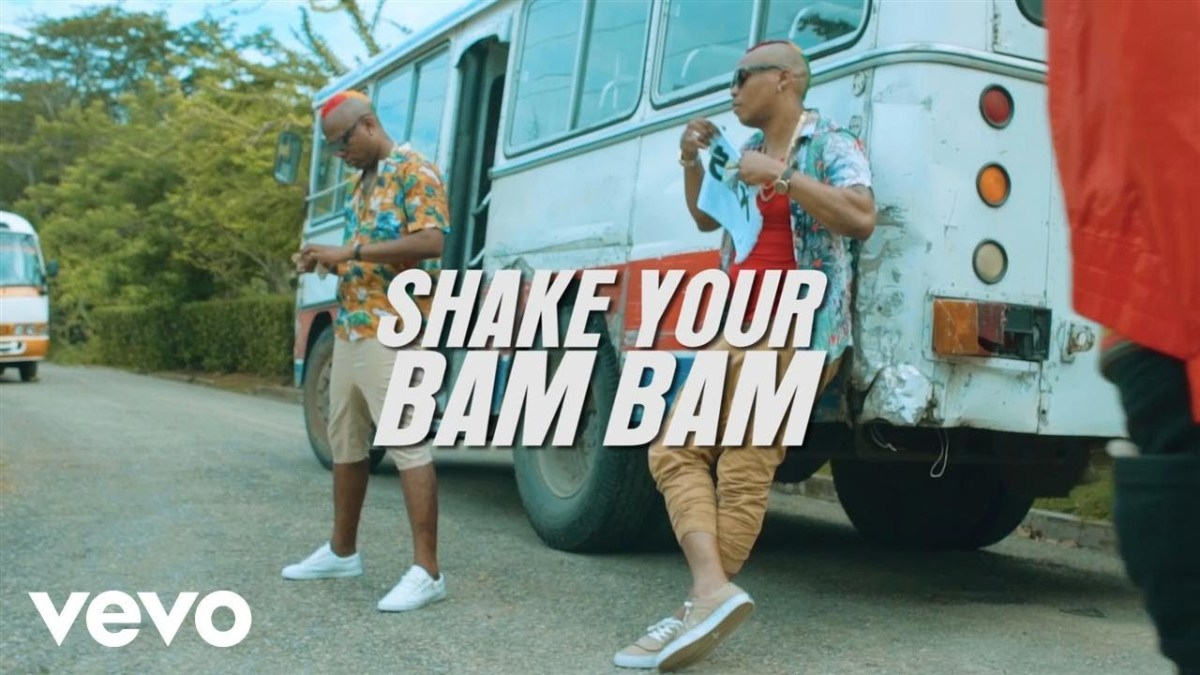 RDX - Shake Your Bam Bam (Music Video)