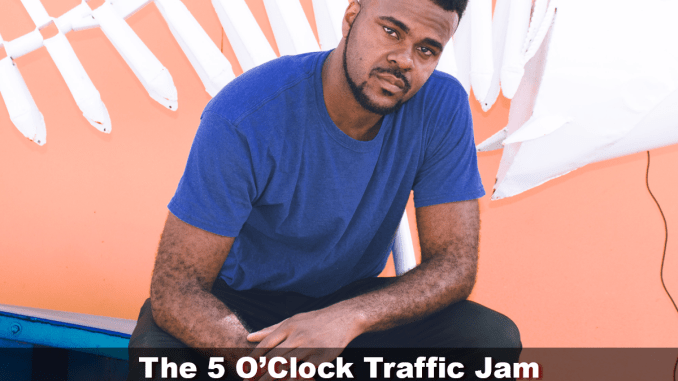 The 5 O'Clock Traffic Jam 20180608 featuring Gainesville's #1 DJ, Mr. Magnum on Magic 101.3