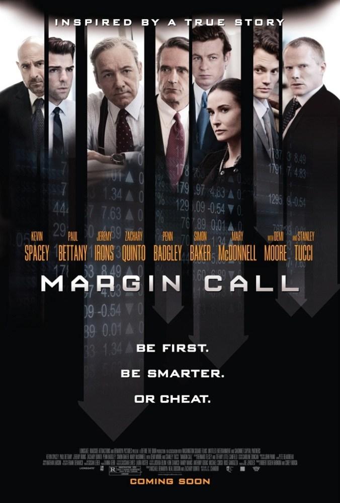 Margin Call * * * * (1/2)