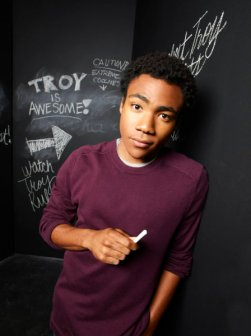 Donald Glover as Troy -- Photo by: Mitchell Haaseth/NBC