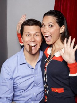 "Olivia Munn and Hayes MacArthur on NBC's ""Perfect Couples"""