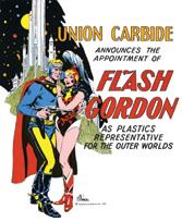 Flash Gordon, Al Williamson, Union Carbide