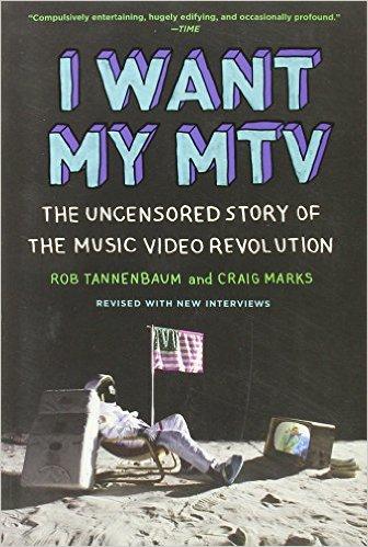 I Want My MTV by Rob Tannenbaum, Mr. Media Interviews