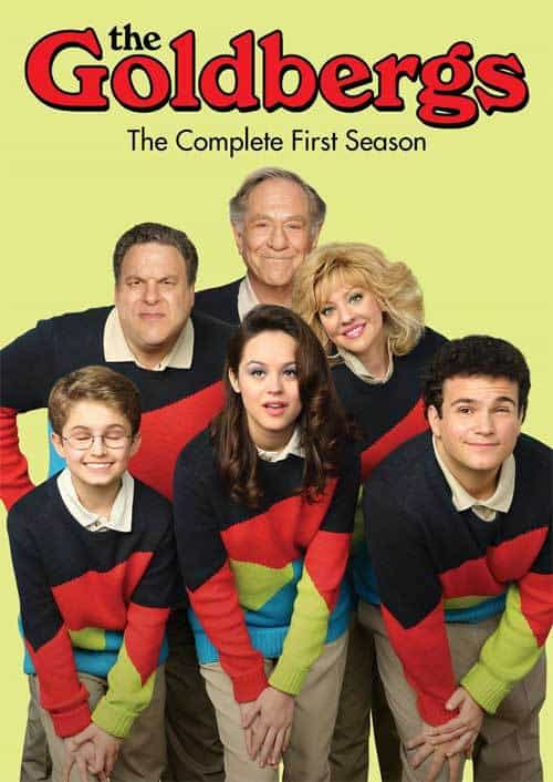 The Goldbergs: Season 1, Jeff Garlin, Mr. Media Interviews