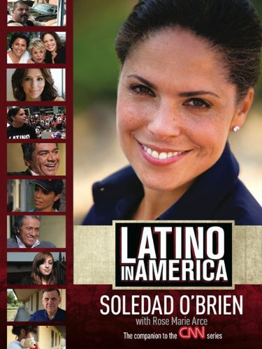 Latino in America by Soledad O'Brien, CNN, Mr. Media Interviews