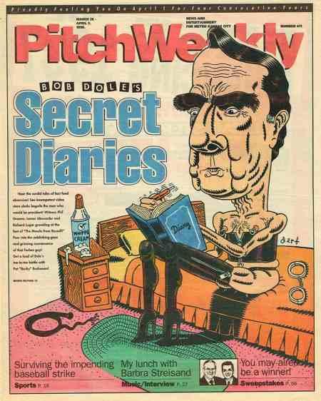 Pitch Weekly, alt-weekly newspapers, Mr. Media Interviews