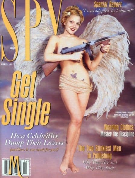 Spy Magazine, 1997, Mr. Media Interviews