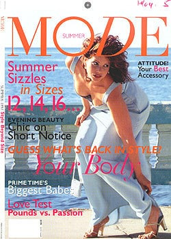 Mode Magazine, 1997, Mr. Media Interviews