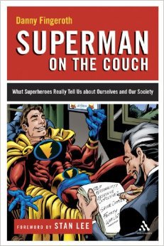 Superman on the Couch by Danny Fingeroth, Mr. Media Interviews