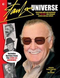 Stan Lee Universe by Roy Thomas and Danny Fingeroth, Mr. Media Interviews