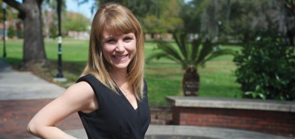 Kristin Harmel, University of Florida, novelist