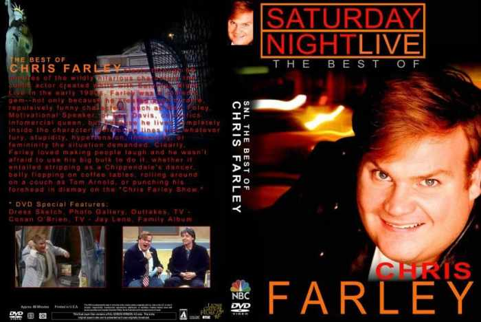 Saturday Night Live: The Best of Chris Farley, Mr. Media Interviews