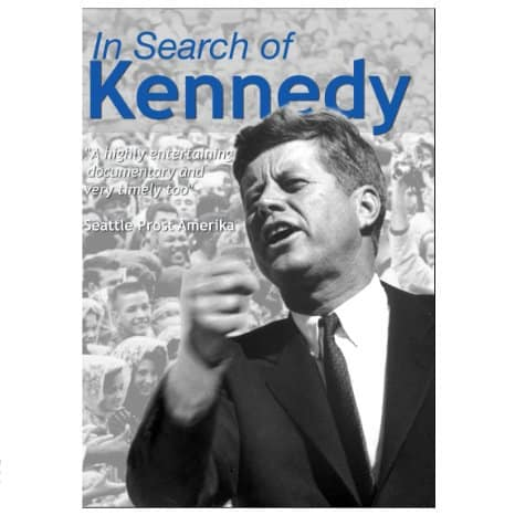 In Search of Kennedy, a documentary film by Chuck Workman and Stephen J. Kern, Mr. Media Interviews