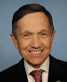 Dennis J. Kucinich, former congressman, Mr. Media Interviews