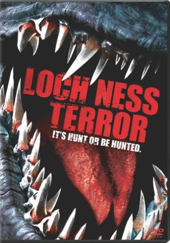 Loch Ness Terror, film produced by Cinetel, Mr. Media Interviews