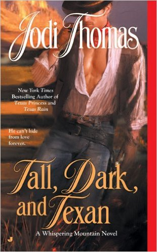 Tall, Dark and Texan by Jodi Thomas, Mr. Media Interviews