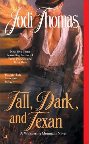 Tall, Dark and Texan by Jodi Thomas, Mr. Media Interviews