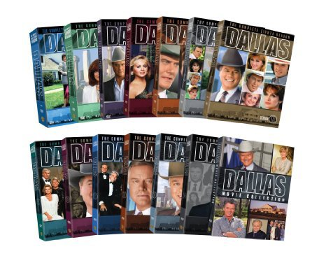 Dallas: The Complete Collection (Seasons 1-14 + Movies), Joan Van Ark, Mr. Media Interviews