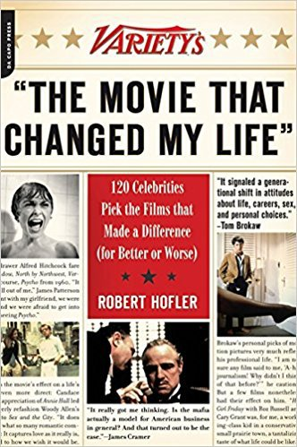 Variety's The Movie That Changed My Life, Robert Hofler, Mr. Media Interviews
