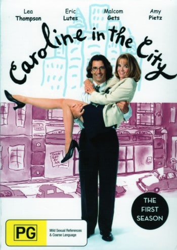 Caroline in the City: Season 1, Lea Thompson, Mr. Media Interviews