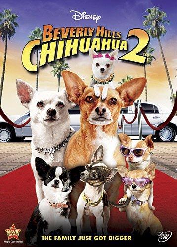 Beverly Hills Chihuahua 2, actress Elaine Hendrix, Mr. Media Interviews