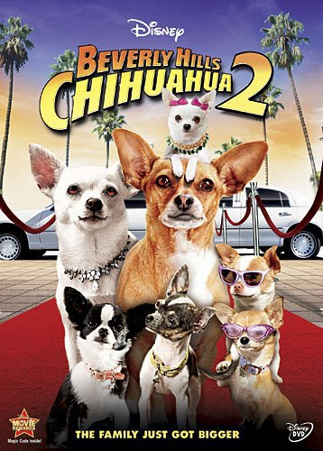 Beverly Hills Chihuahua 2, actress Elaine Hendrix, Mr. Media Interviews