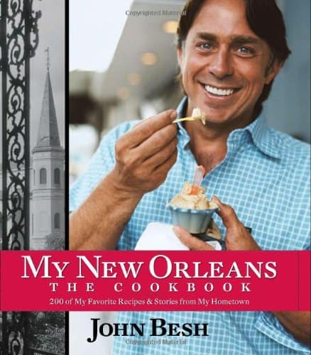 Chef John Besh, My New Orleans: The Cookbook, Feastival, Mr. Media Interviews
