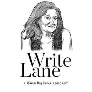 """Write Lane"" podcast featuring Lane DeGregory, Mr. Media Interviews"