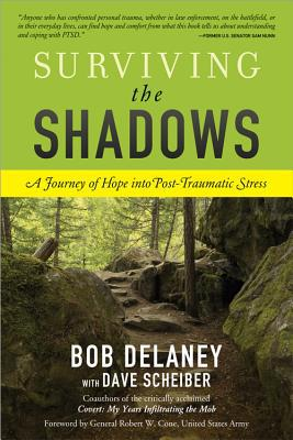 Surviving the Shadows: A Journey of Hope into Post-Traumatic Stress by Bob Delaney with Dave Scheiber, Mr. Media Interviews