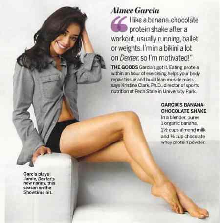 """Aimee Garcia, actress, """"Trauma,"""" """"Lucifer,"""" """"Dexter,"""" Mr. Media Interviews"""