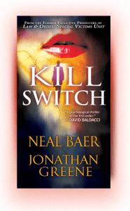 Killswitch by Neal Baer and Jonathan Greene, Mr. Media Interviews