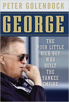 George: The Poor Little Rich Boy Who Built the Yankee Empire by Peter Golenbock, Mr. Media Interviews