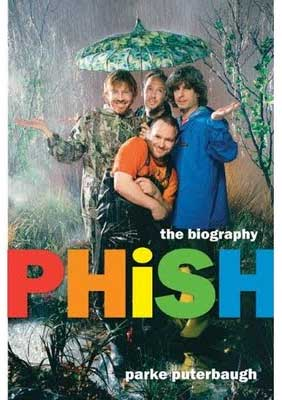 Phish: The Biography by Parke Puterbaugh, Mr. Media Interviews