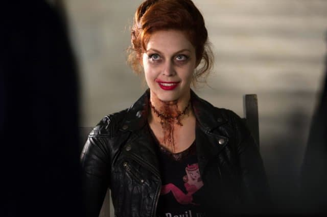 Alaina Huffman, actress, Supernatural the TV series, Mr. Media Interview