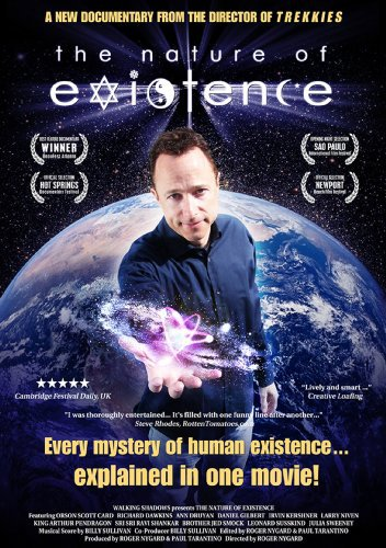 The Nature of Existence by Roger Nygard, Mr. Media Interviews