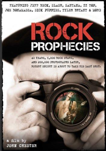Rock Prophecies, documentary featuring Robert M. Knight, Mr. Media Interviews