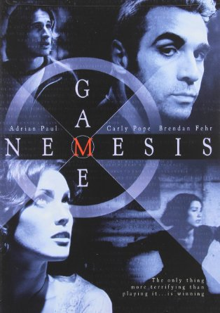 Nemesis Game starring Carly Pope and Ian McShane, Mr. Media Interviews