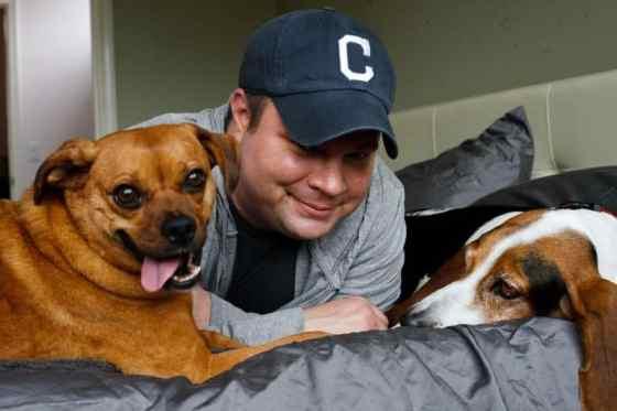 Comedian John Caparulo, Dogs, Mr. Media Interview