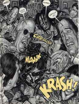 Drew Friedman, Planet Hollywood, Mr. Media Inerviews