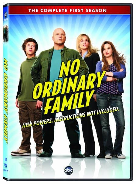 No Ordinary Family starring Michael Chiklis, Mr. Media Interviews