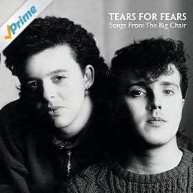 Tears For Fears: Songs from the Big Chair, Curt Smith, Mr. Media Interviews