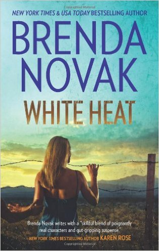 White Heat by Brenda Novak, Mr. Media Interviews