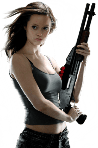 Summer Glau in 'Terminator: The Sarah Connor Chronicles