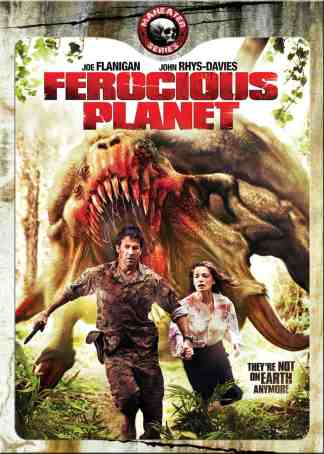 Ferocious Planet starring Joe Flanigan