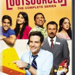 Outsourced, NBC, DVD